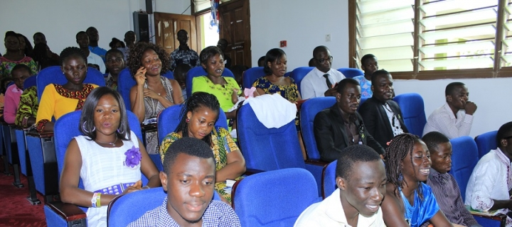 UEW-K final year students advised to accept postings to any part of the country Cover Image